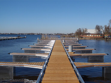 Steigers jachthaven