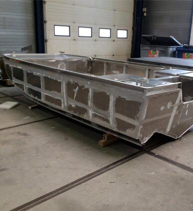 aluminium Boten